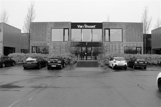 17 - 1600 m2 kontor, kontorhotel, klinik i Hedensted til leje