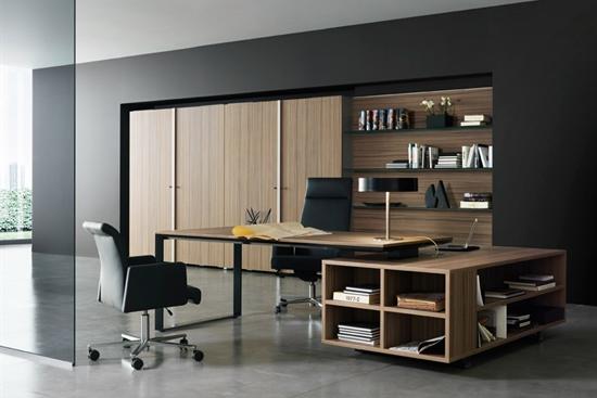 200 m2 kontorfællesskab, lager i Hasselager til leje