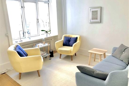 15 - 100 m2 klinikfællesskab i København K til leje
