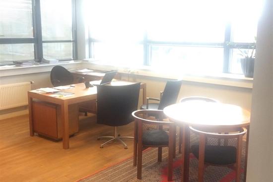 1 - 750 m2 kontor, kontorhotel, klinik i Herning til leje