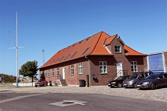 10 - 100 m2 kontorhotel i Esbjerg til leje