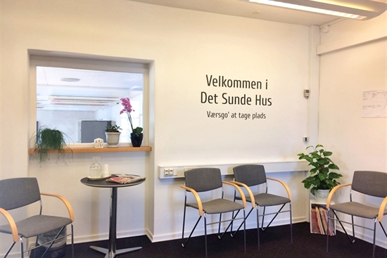 10 - 20 m2 klinikfællesskab, klinik i Åbyhøj til leje