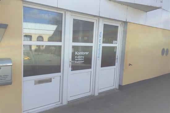 105 m2 kontor, klinik, kontorfællesskab i Hobro til leje