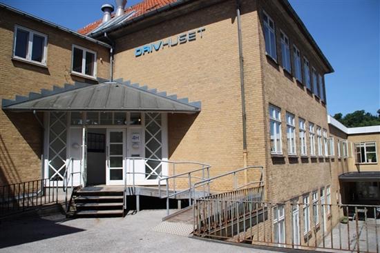 15 - 200 m2 kontorfællesskab, kontor, klinik i Aabenraa til leje