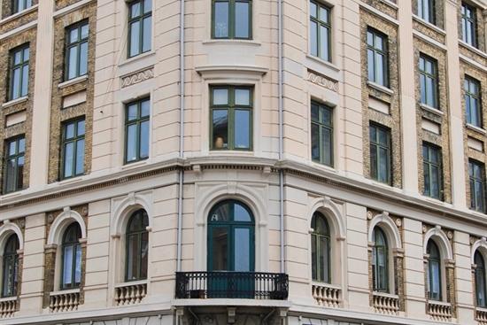 20 m2 kontorfællesskab, kontor i København K til leje
