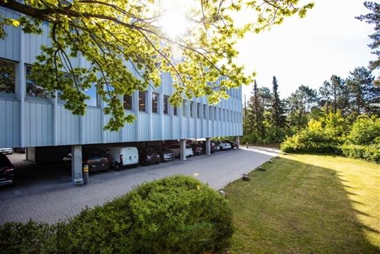 10 - 1200 m2 kontorhotel i Virum til leje