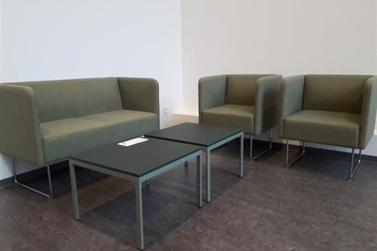 15 m2 kontor, kontorfællesskab i Odense C til leje