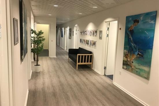 12 - 100 m2 klinikfællesskab, klinik i København Nørrebro til leje