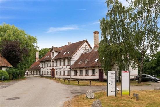 10 - 120 m2 kontorhotel, kontor, klinik i Nivå til leje