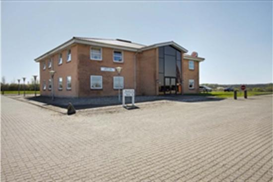 200 m2 kontorfællesskab, kontor i Rødekro til leje