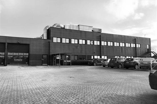 25 - 350 m2 kontorhotel, kontor, klinik i Odense S til leje
