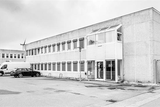 10 - 900 m2 kontorhotel, kontor, klinik i Hvidovre til leje