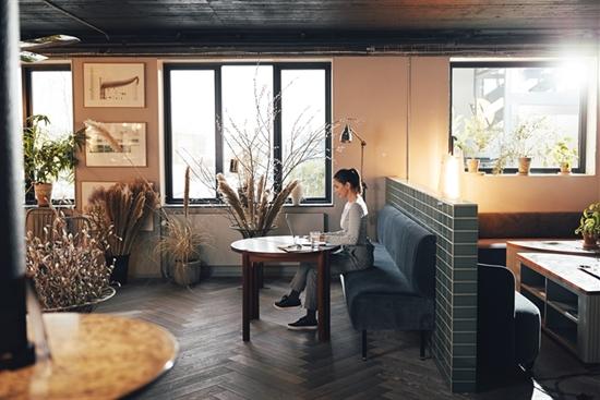 1 - 2000 m2 kontorhotel i Søborg til leje