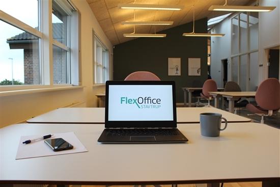 10 - 575 m2 kontorfællesskab, kontor, klinikfællesskab i Viby J til leje