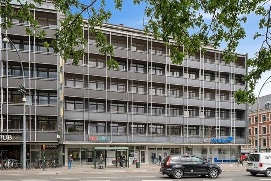 10 - 140 m2 kontor, kontorfællesskab i Frederiksberg til leje