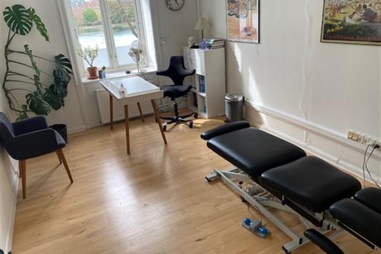 21 m2 klinik, klinikfællesskab i København K til leje