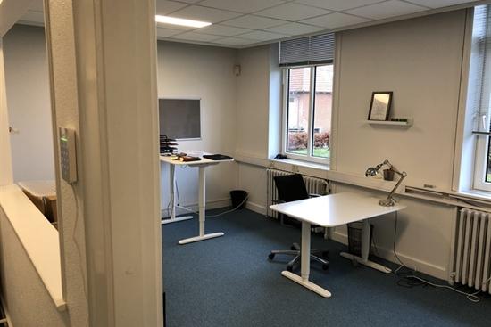 15 - 800 m2 kontor, kontorhotel, klinik i Næstved til leje