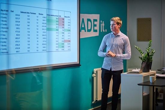 1 - 40 m2 kontorfællesskab i Aalborg til leje
