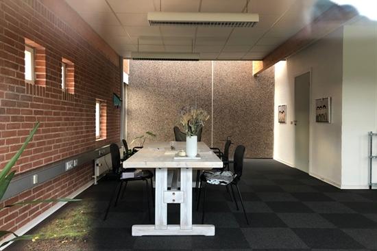 10 - 400 m2 kontor, klinik, kontorfællesskab i Ry til leje