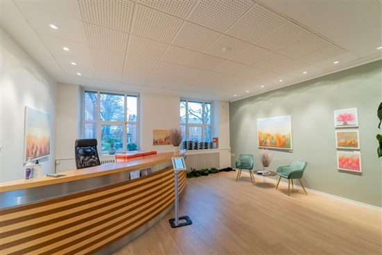 10 - 650 m2 kollegie i Charlottenlund til leje