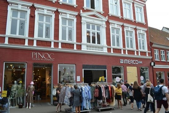 klinikfællesskab i Odense C til leje