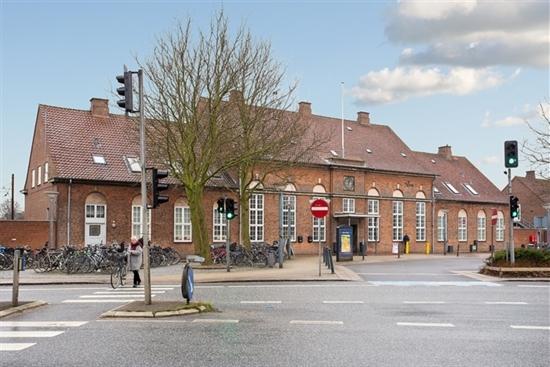 1 - 200 m2 kontorfællesskab, kontor, klinik i Ringsted til leje