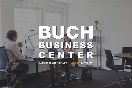 10 - 100 m2 kollegie i Hillerød til leje