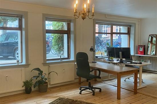 10 - 30 m2 kontorfællesskab i København Nørrebro til leje