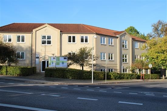 11 - 50 m2 kontorhotel, kontor, klinik i Roskilde til leje