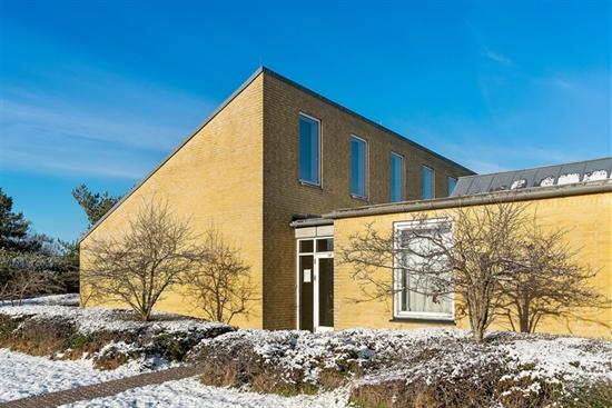 10 - 150 m2 kontorhotel i Køge til leje