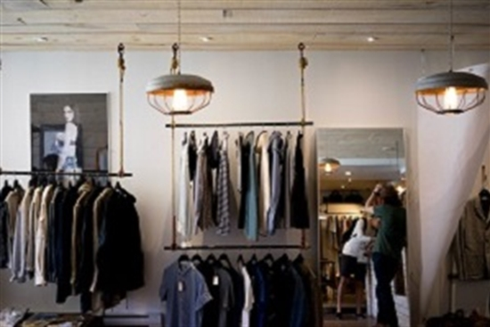 201 m2 butik i København Vesterbro til leje