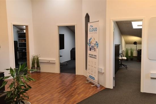 10 - 230 m2 kontorfællesskab, kontor i Slagelse til leje