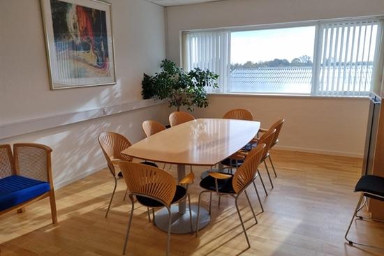 10 - 30 m2 kontorfællesskab i Hasselager til leje