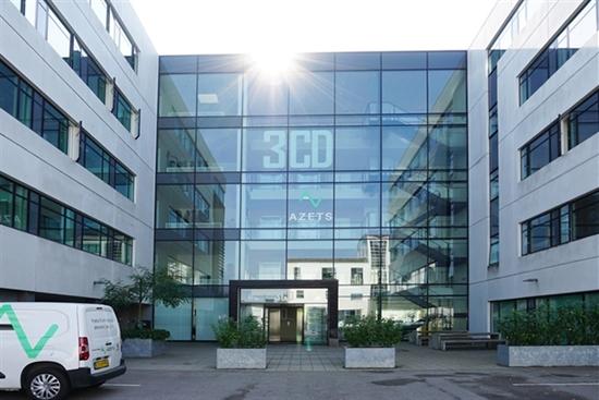 1160 m2 kontor i Herlev til leje