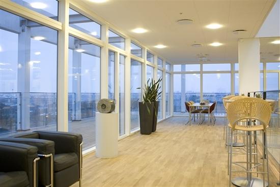 775 - 2325 m2 kontor i Herlev til leje