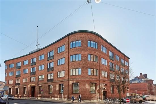 kontor i Odense C til leje