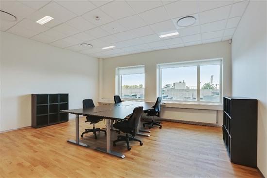 10 - 80 m2 kontorhotel i Herlev til leje
