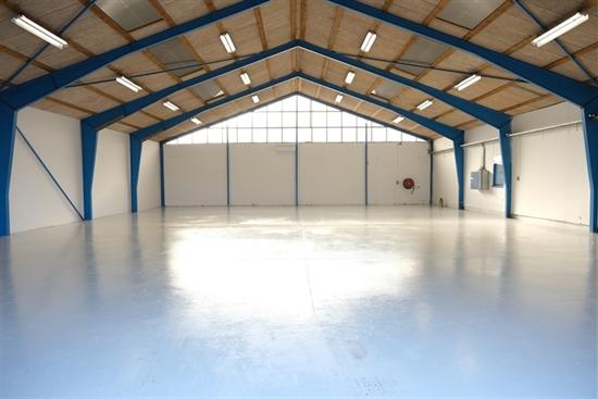 364 m2 lager, kontor, produktion i Viby Sjælland til leje