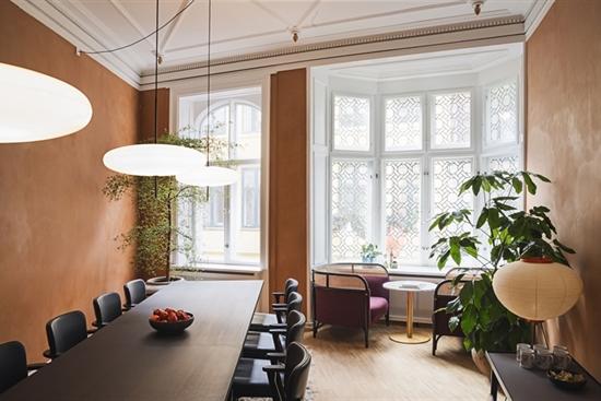 10 - 1300 m2 kontorfællesskab i København K til leje