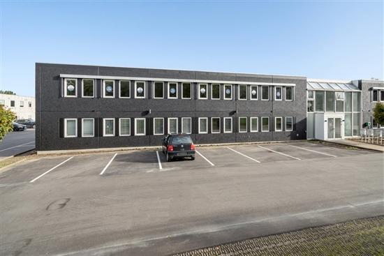256 m2 kontor i Odense SØ til leje