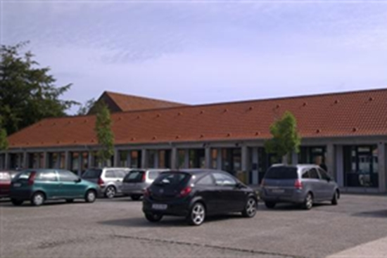15 - 80 m2 kontor, kontorhotel, klinik i Randers NØ til leje