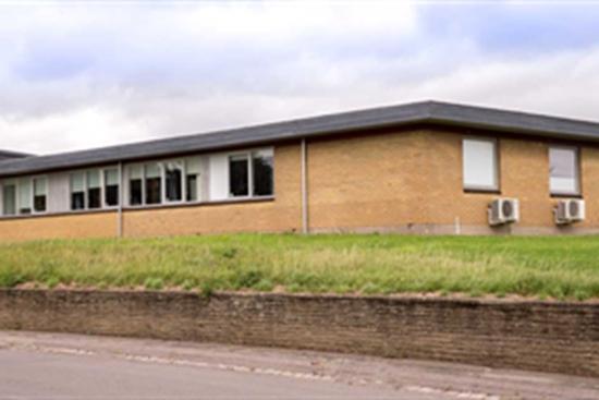 10 - 40 m2 kontorfællesskab, kontor, klinik i Børkop til leje