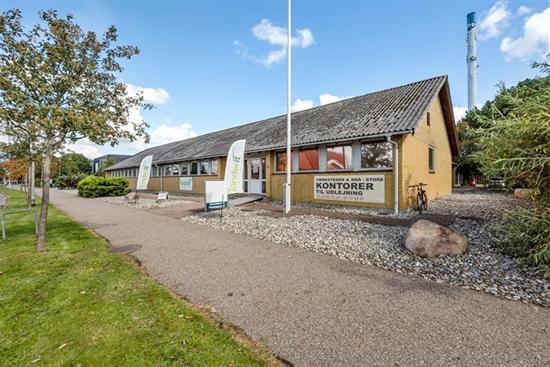 1 - 880 m2 kontorfællesskab, kontor i Tønder til leje