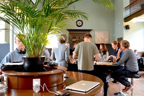 10 - 200 m2 kontorfællesskab, kontor i Frederiksberg C til leje