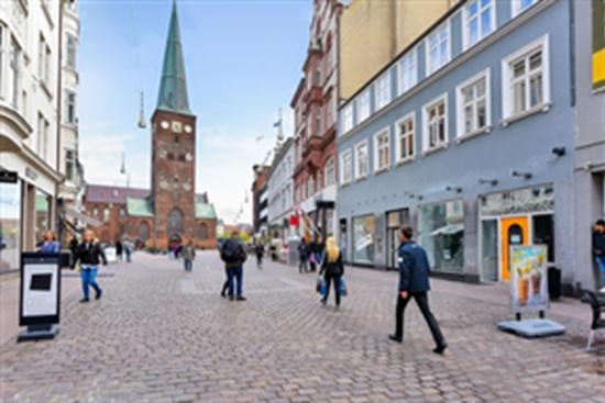 8 - 40 m2 kontorfællesskab, kontor i Århus C til leje