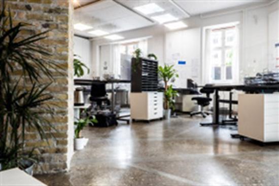10 - 80 m2 kontorfællesskab, kontor i København Vesterbro til leje