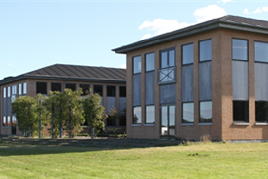 10 - 100 m2 kollegie i Nibe til leje