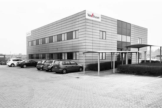5 - 500 m2 kontor, kontorhotel, lager i Odense S til leje