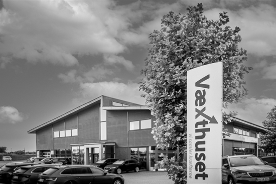 5 - 600 m2 kontor, kontorhotel, klinik i Slagelse til leje