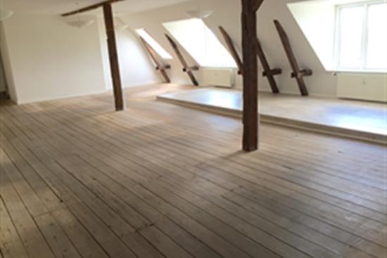 350 m2 kontor, kontorfællesskab, klinik i Odense C til leje